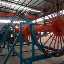 数控钢筋笼成型机采用德国先进技术生产制造