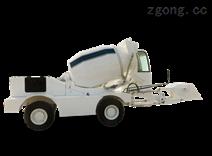 HK1.5 自装载混凝土搅拌车