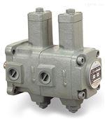 低压双联变量叶片泵