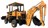 WZ25-16C挖掘装载机