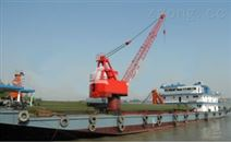 浮式船用起重机