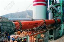 湖南購買日產300噸水泥回轉窯價格