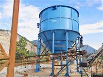 洗砂废水处理设备 污泥废水回收现场