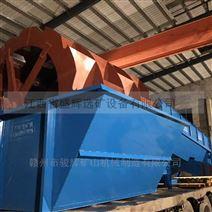 时产100吨轮式洗砂机价格,滚筒洗沙机厂家