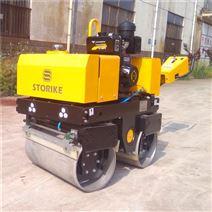 濟寧小型壓路機 780kg全液壓壓土機