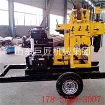 200型拖挂勘探钻机XYX-200轮式液压岩芯钻机