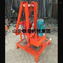 家用农用百米钻井机械设备 折叠式钻机
