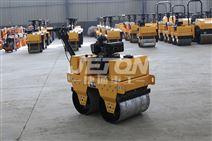 2吨手扶式双钢轮压路机厂家优惠促销