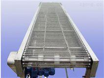 直线金属网带输送机