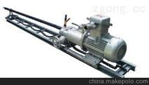 KHYD40岩石电钻 防爆探煤钻机 2kw探水钻机