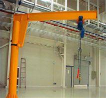 小型起重机立柱式旋臂吊