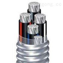 鋁合金芯聚氯乙烯護套扁形電纜