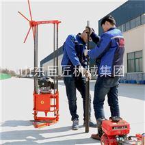 巨匠QZ-2C汽油机钻机取样轻便勘探小型钻机