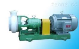 化工泵:PF型强耐腐蚀聚丙烯离心泵