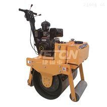 供应济宁手扶式单钢轮小型压路机厂家直销