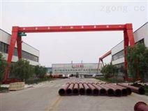 大型管樁用40t+40t門式起重機