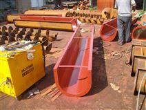 煤矿螺旋输送机安装图纸