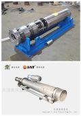 大流量高揚程耐用臥式安裝潛水泵在天津