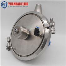 衛生級氣動焊接恒壓閥