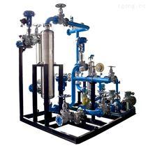 智能管壳式汽水换热机组