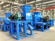 中厚機械供應高壓石灰干粉煤粉壓球機