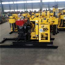 恒旺HW160高效率農用柴油動力打井機