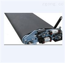 黑色花紋橡膠輸送帶,耐酸堿橡膠傳動帶
