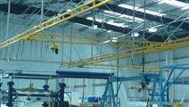 GBX组合式悬挂起重机