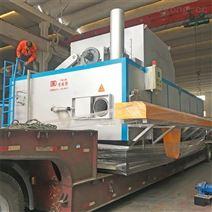 鋁合金線槽擠壓設備 800噸鋁型材擠壓機價格