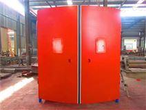 矿用钢结构联锁减压风门的产品特点