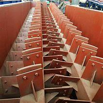 全新全自动螺旋洗石机 槽式洗矿机耐磨片