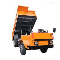 礦用渣土車 JTN-E65窄體礦下運輸車可加長