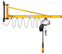 小型起重机墙式悬臂吊
