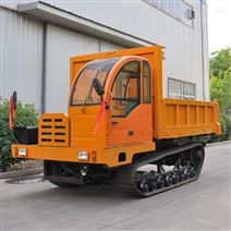 四川宜宾毛竹履带车运输 XT-8吨履带拖拉机