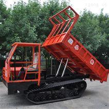 四川宜賓毛竹履帶車運輸 XT-8噸履帶拖拉機