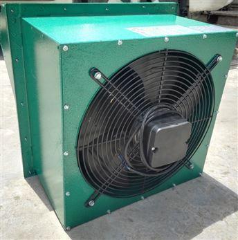 低噪聲新型壁式軸流風機