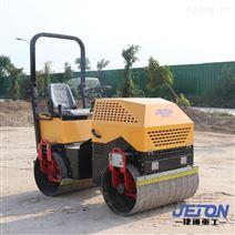 1.7噸雙鋼輪座駕式全液壓壓路機質量保證