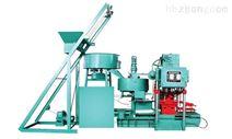 ZCW-120模壓式水泥瓦生產線