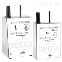 西特AQM5000和AQM7000空氣質量檢測儀