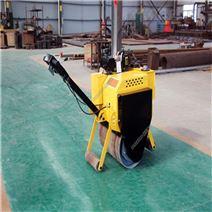 小型压路机手扶单钢轮沥青压实机