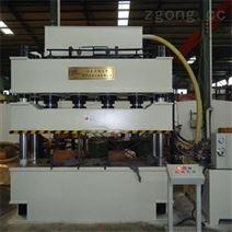 315吨三梁四柱液压机1