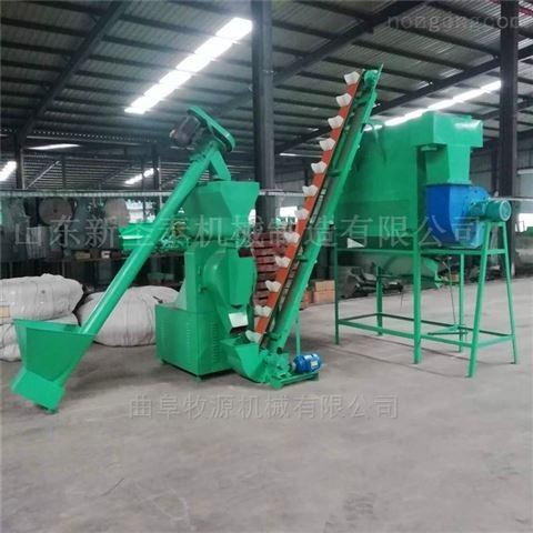 飼草料加工機械  飼料顆粒機組