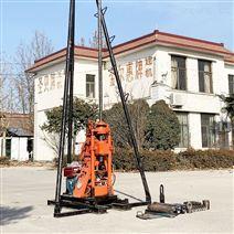 小型立式液壓勘探鉆機 無鉆塔使用更方便