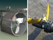 潜水型搅拌机