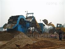 恒川洗沙機,制砂設備,滾筒洗礦機