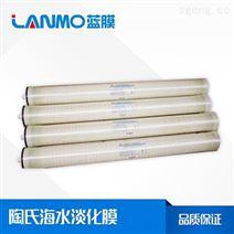 陶氏SW30-2540海水淡化膜通量