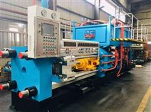廠家定制1800T擠壓設備,臥式鋁材擠壓生產線