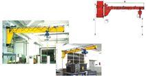 BX型系列壁柱式旋臂吊