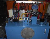 窯爐液壓頂車機液壓系統