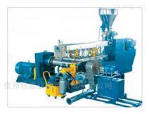 碳酸鈣高填充母料造粒機(工藝)